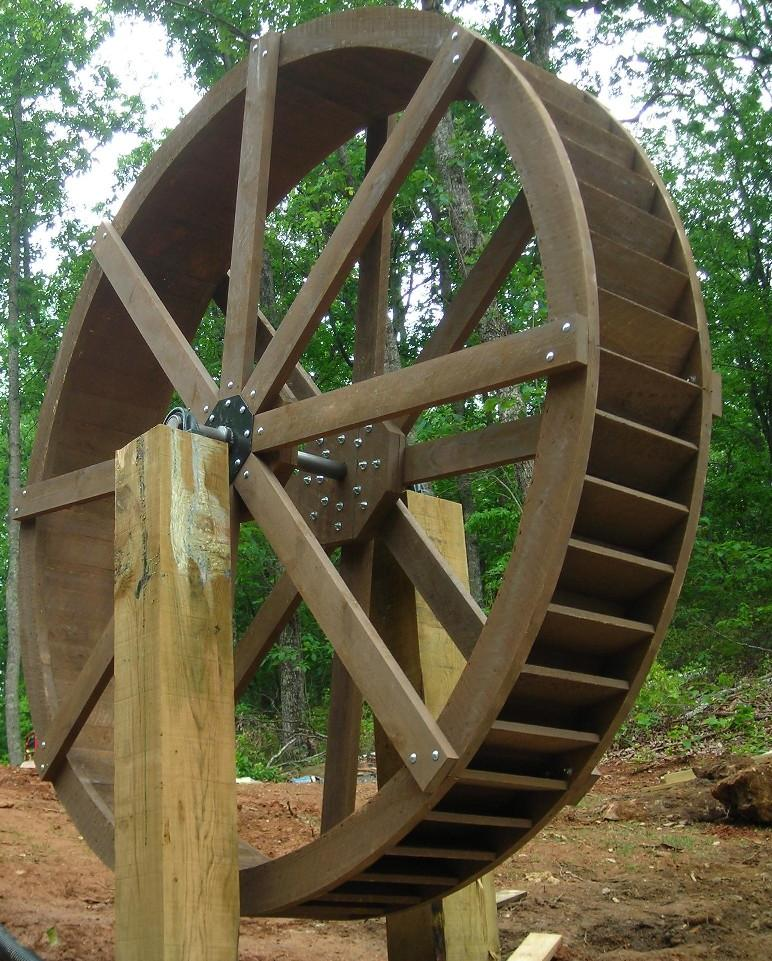 Model Water Wheel Plans Water Wheel Plans Amp Parts