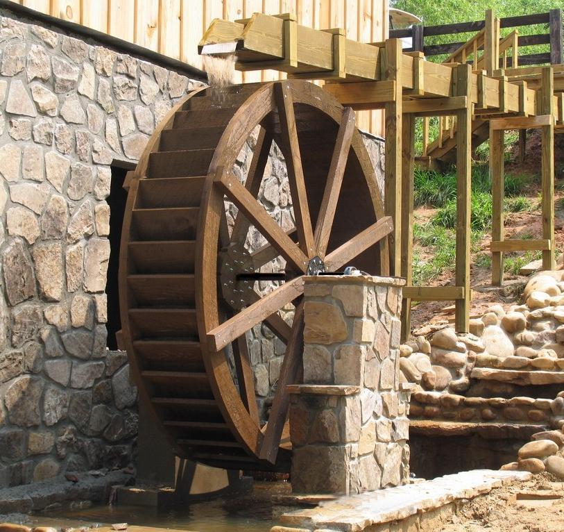 sullivan s waterwheels water wheels for garden ponds