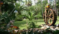 6 FOOT WATERWHEEL FL..Garden WaterWheel Kits By Sullivan WaterWheels