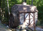 6 Foot GARDEN WATERWHEEL KITS by sullivan