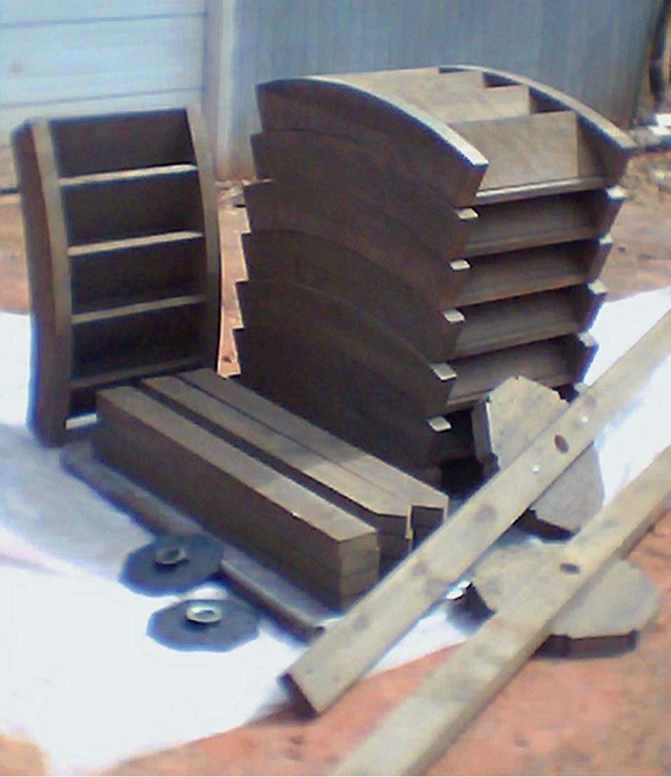 Waterwheel Kit